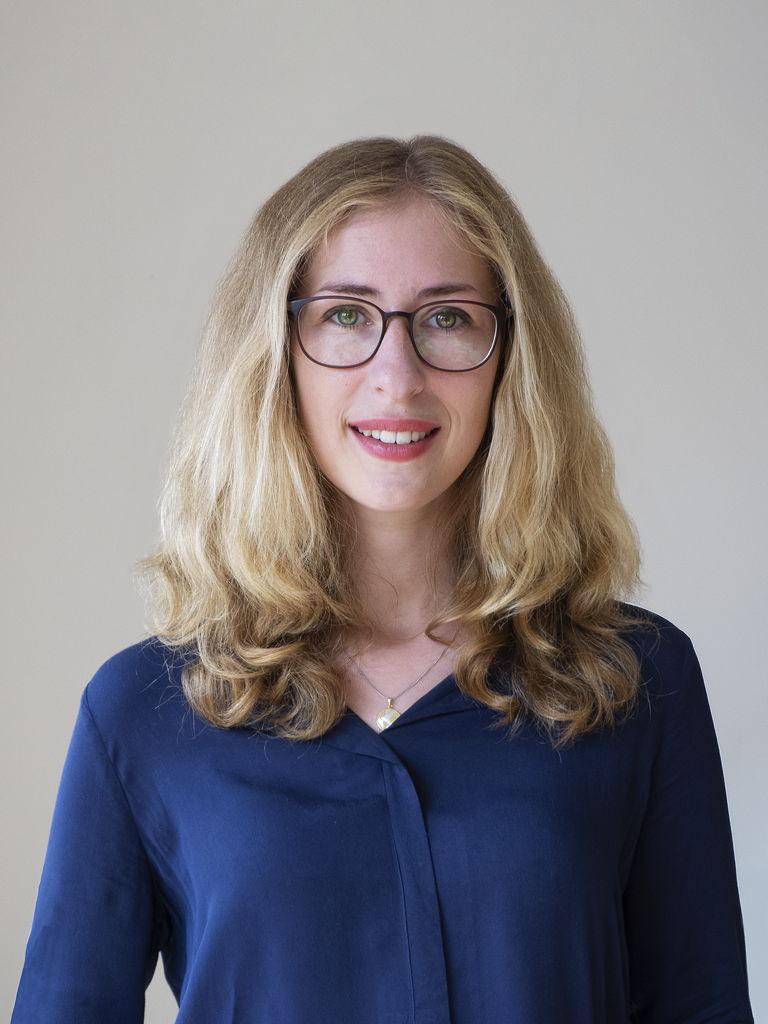 Portrait von Lena Wattenberg